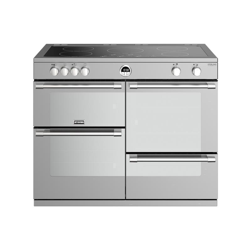 Stoves Sterling S1100 Deluxe Ei (RVS)